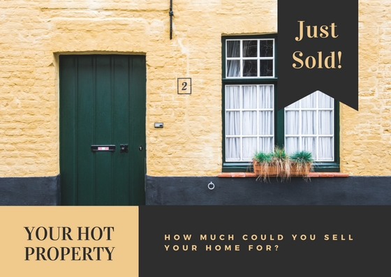 How much could you sell your home for
