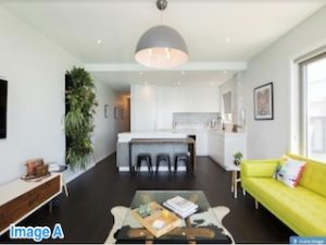 Was this home virtually staged?